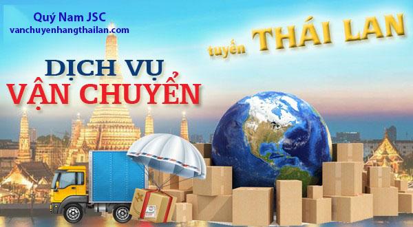 Vận chuển hàng Thái Lan