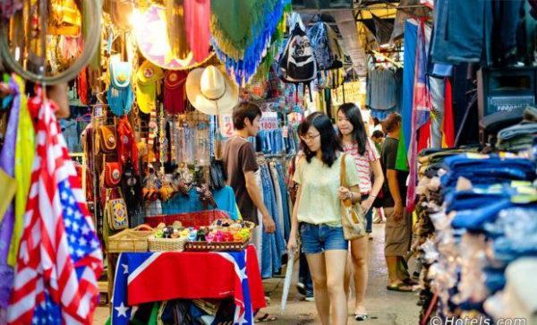 Đánh hàng Thái Lan