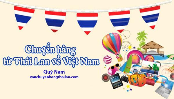 Chuyển hàng Thái Lan