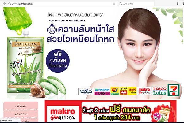 Cách order hàng Thái Lan