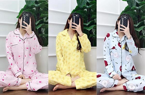 Đồ bộ Pijama Thái Lan