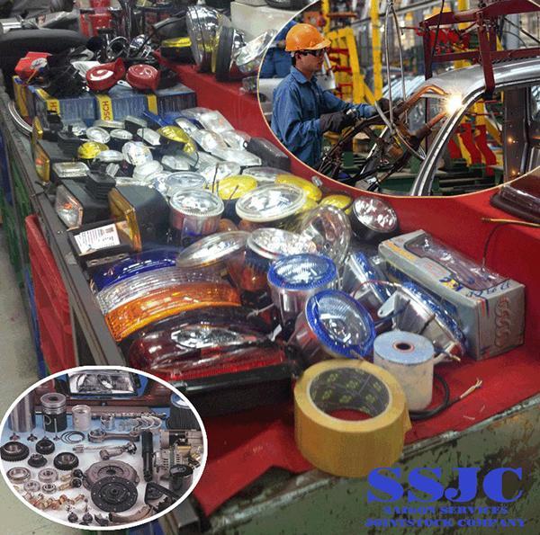 Phụ tùng xe máy Thái Lan giá gốc