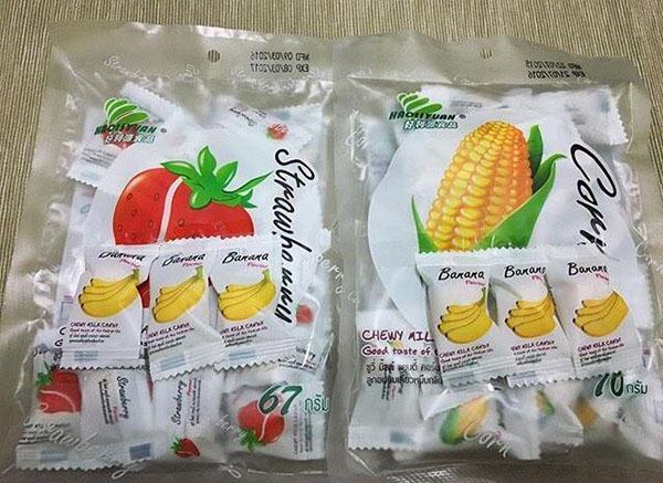 Kẹo dẻo Thái Lan