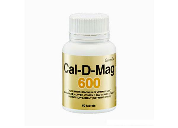 Canxi Cal-D-Mag 600 Thái Lan: