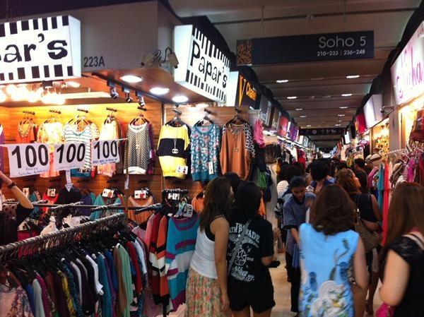 Cách mua hàng Thái Lan