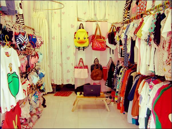 Order quần áo Thái Lan