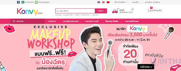 Mua mỹ Phẩm Thái Lan
