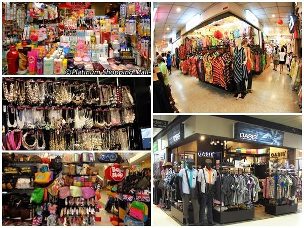 Trung tâm mua sắm Platinum