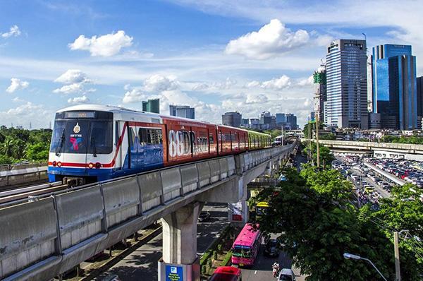 Tàu điện ngầm Thái Lan